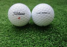 100 Titleist  DT TruSoft   Golfbälle  AAAA-AAA Top!