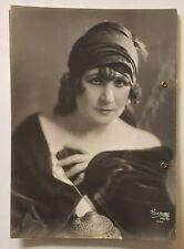 1920 *MADEMOISELLE ROSE DIONE* ACTRESS VINTAGE STILLS BOUND SET OF 2(AS)