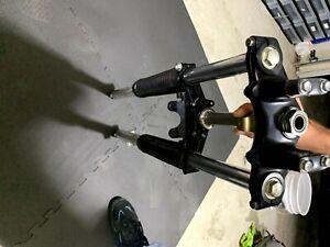 Honda XR100 Forks Complete