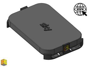 SKY Q Hub Box Wall Bracket Wall Mount Wireless Internet Router Slimline FREE P&P