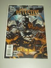 DETECTIVE COMICS #2 DC COMICS NEW 52 BATMAN NM (9.4)