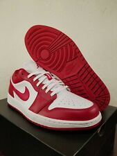 Air Jordan 1 Low Gym Red Men's Size 9 (553558-611)