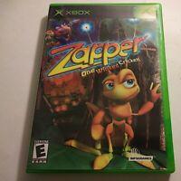 Zapper (Microsoft Xbox, 2002) complete CIB tested