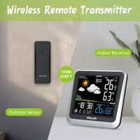 BALDR B0336 Wireless Indoor Outdoor Temperature&Humidity Sensor Weather Station