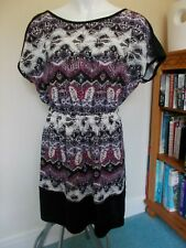 BOOHOO LADIES SIZE 8 DRESS NWT