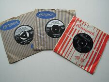 RICKY NELSON 45's ' FOR YOU - YOUNG EMOTIONS - NEVER BE ANYONE ELSE BUT YOU '