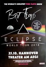 BRIT FLOYD - 2018 - Konzertplakat - Pink Floyd - Eclipse - Tourposter - Hannover
