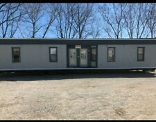 Office Trailer 4 Bed Or 4 Office Room For Sale 24x56 With Entry Steps 45000