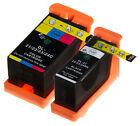 2x Ink Cartridge Dell 21 22 for Dell V313 V313W V515W V715W P513W P713W Printer