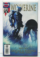 Wolverine- Decimation #36 NM Origins & Endings Part 1 of 5  Marvel Comics CBX9B