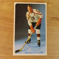 Gordie Howe Signed Truline Sports Equipment Card - Autograph