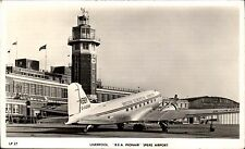 Liverpool. BEA Pionair, Speke Airport # LP 27 in Mason's Alpha Series.