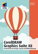 CorelDRAW Graphics Suite X8 | Winfried Seimert | 2016 | deutsch | NEU