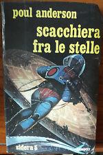 Scacchiera fra le stelle - Anderson - Fanucci,1983 - R