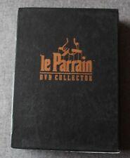 Le Parrain 1 à 3 + Bonus - Collector 4 DVD, coffret