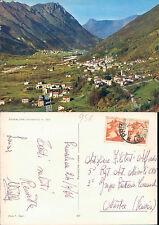 PRIMALUNA... IN PRIMO PIANO,VIAGGIATA  -F.G.-LOMBARDIA(LC)N.42543