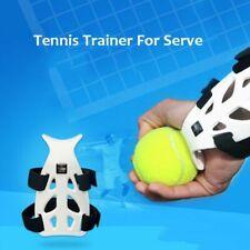 Tennis Ball Machine Training Tool Practice Serve Trainer Correct Wrist Posture