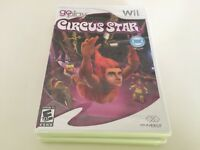 Go Play Circus Star (Nintendo Wii, 2009) Wii NEW!