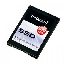 """Disco duro intenso 3812450 SSD 512 GB 2.5"""" Sata3"""