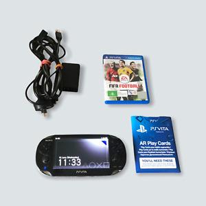 Sony PlayStation PS Vita 3G + WIFI Console (Model PCH-1102) - VGC/Bundle/8GB 🐙