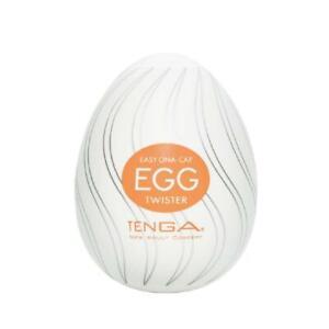 NEW TENGA Egg Twister - Male Sex Toys - Male masturbator egg