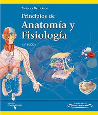 PRINCIPIOS DE ANATOMIA Y FISIOLOGIA TORTOLA  / 13 ED  eboock