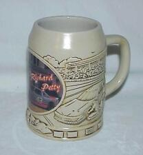 NASCAR Richard Petty #43 Pit Crew, Grandstand Racing Cars Stein Beverage Mug