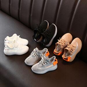Baby Sportschuhe Netz Sneakers Kinderschuhe Jungen Mädchen Turnschuhe Leuchtend