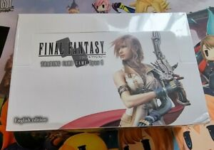Final Fantasy TCG Opus 1 I Booster Box Sealed