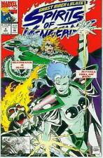 Ghost Rider & Blaze # 4 (Adam Kubert) (USA, 1992)