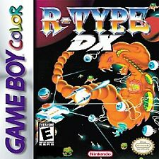 R-Type DX (Nintendo Game Boy Color, 1999)  TESTED