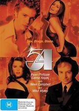 54 : Sex, Drugs, Disco(DVD, 2009)  LIKE NEW ... R4