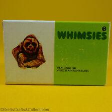 Wade Whimsies (1971/84) Retail St 00004000 orage Box (1979/Set #10) - #47 Orangutan