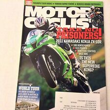 Motor Cyclist Magazine Kawasaki Ninja Joe Gresh February 2011 061517nonrh