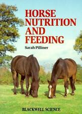 Horse Nutrition and Feeding,PILLINER