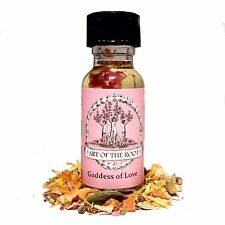 Goddess of Love Oil Attraction Sexuality Romance Lust Hoodoo Voodoo Wicca Pagan