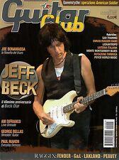 Guitar 2009 3.JEFF BECK,PAUL MAHON,JOE BONAMASSA,GEORGE BELLAS,JOHN WETTON,POSTL