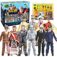 Batman 1966 TV Series: Deal With Batcave, Accessory Pack & 10 Loose Figures