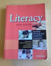 Literacy: Reading Writing and Childrens Literature 3rd edition by Gordon Winch