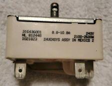 New listing Frigidaire 316436001 Range Surface Burner Control Switch