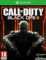 CALL OF DUTY BLACK OPS 3 III - XBOX ONE - NEW SEALED - SAME DAY DISPATCH