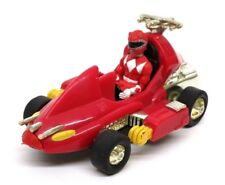 1994 Vintage Empire Mighty Morphin Red Power Rangers Launcher Car