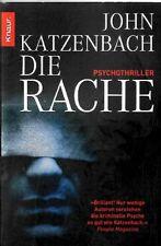 Katzenbach - DIE RACHE Psycho Thriller TB