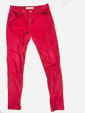 Country Road 8 Ladies red cotton polyester pants