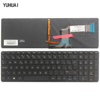 New For HP Pavilion 17-f072no 17-f074no 17t-f100 SP Spanish backlit keyboard