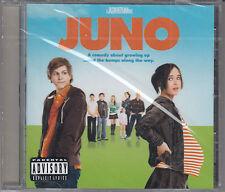 Juno Film Soundtrack CD NEW Sonic Youth Belle & Sebastian Moldy Peaches FASTPOST