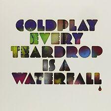 COLDPLAY-EVERY TEARDROP IS A WATERFALL  VINYL LP NEW
