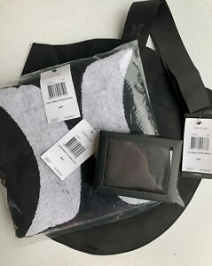 Hurley GIFT PACK- NEW- Includes: Wallet, Towel & Bag- Valued RRP $179.97