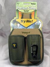 New Tommyco 34210 Tool Belt Pruner Pocket Gear Polyester
