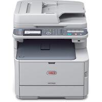 Oki MC562dnW MFP Farblaserdrucker Duplex WLan USB  9.325 Seiten #66